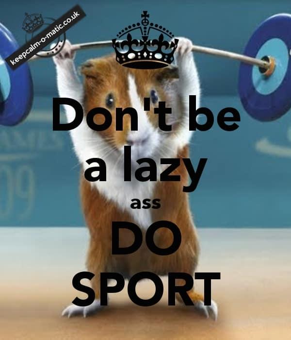 haz deporte