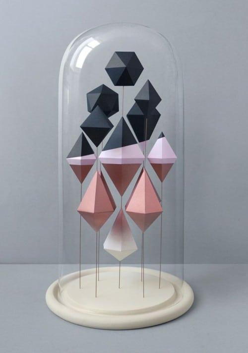 Porque la geometría me vuelve merilota y las piezas grandes que no sabes dónde poner... más